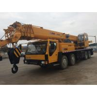 50 Ton XCMG QY50K -II Second Hand Truck Cranes 57.7m Lift Height 17° Angle