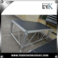 Hot Newest Designed stage truss outdoor concert stage sale event stage used stage for sale