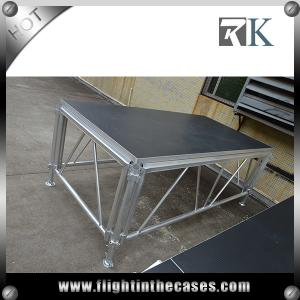 China Hot Newest Designed stage truss outdoor concert stage sale event stage used stage for sale on sale