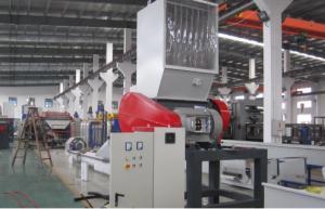 China Industrial PE PP Film Plastic Crusher Machine , PVC Crusher Machine on sale