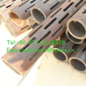 China slotted casing pipe(from china) on sale