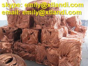 China copper wire scrap cas 7440-50-8 purity:99 copper ingot mercury quicksilver china supplier email/skype:emily@xtlandi.com on sale
