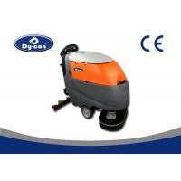 Automatic Floor Scrubber Dryer Machine 180 Rpm Brush Speed One Key Control