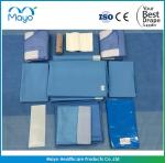 Medical Custom Procedure Packs Surgical Sterile Orthopedic Hip Drape Pack