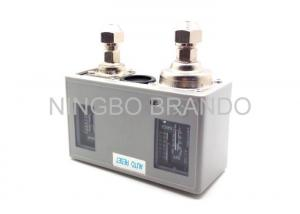China Auto Format Form Air Pressure Switch With Dual Ressure Control on sale