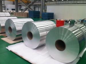 China Thickness 0.08-0.2mm 3102-H26 Aluminum Bare foil applied for household air conditioner on sale