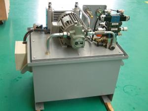 China Professional Motor Drive Hydraulic Pump Station Hydraulic Power Unit on sale