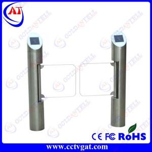 China GAT-611 Full automatic security turnstile gate(acess control system&IR sensor for optional) on sale