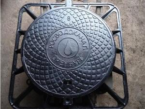 Quality Medium Duty Manhole Cover for sale