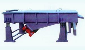 China ISO certificate Perlite linear vibrating screen made in China on sale