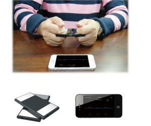 Portable Heart Monitor Smartphone EKG ECG Event Recorder