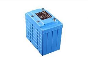 China батарея иона лития 12V 110AH цилиндрическая для поставкы чрезвычайных полномочий on sale