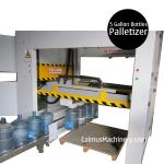 5 Gallon Bottle Palletizing Machine 19 20 Litre Bottle Palletizer