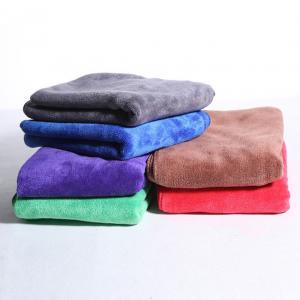China Haute serviette confortable adonnée à la boisson en gros de Microfiber de Chine on sale