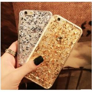 China gold and silver leaf for DIY phone shell case on sale
