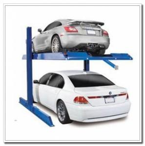 Manual Car Parking System Garage Car Stacking System Car Lift