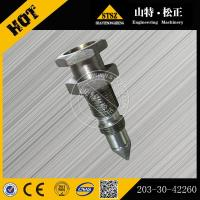 Komatsu excavator part valve 203-30-42260 undercarriage part