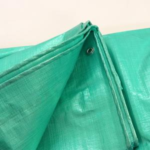 China pe tarpaulin&plastic woven fabric sheet poly tarp roll for truck cover on sale