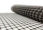 Construction Materials 30kn 40kn Road Pp Biaxial Geogrid