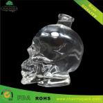 botella de cristal del ron 750ml