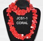 Sistema africano de la joyería, sistema grande de la joyería, sistema moldeado de la joyería, sistema coralino de la joyería