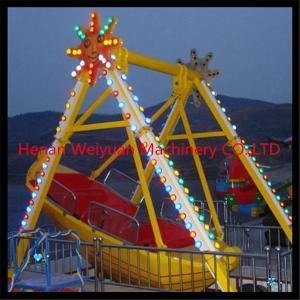 China Adventure outdoor amusement equipment viking dragon type 16 seats pirate ship on sale