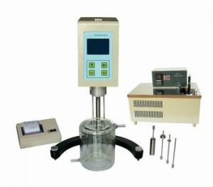 China GDJ-1B Laboratory Viscometer for Various Specimen on sale