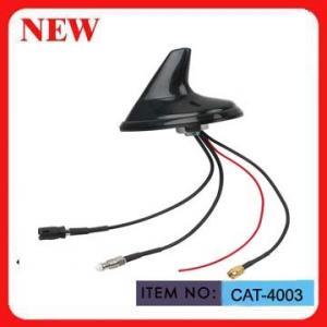 China 1575.42mhz Auto Gps Antenna , Shark Fin Vehicle Gps Receiver Antenna on sale