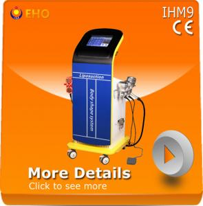 China Manufacturer IHM9 hot ultrasound cavitation slimming machines (factory) on sale
