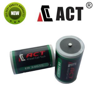 China ACT 3.6v D Size R20 Lithium Battery ER34615 LS33600 on sale