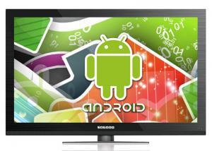 """China 18.5"""" / 21.6"""" / 23.6"""" 2 AV INPUT 1 AV OUT Android Smart LED TV / 2 HDMI INPUT on sale"""