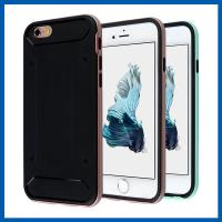 China Hybrid Aluminum Frame Iphone 6 Cell Phone Cover Bumper Metal Frame on sale