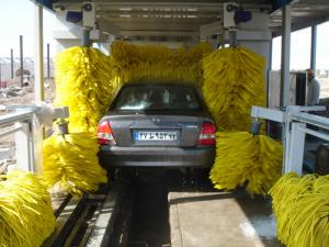 China Automatic tunnel car wash systems in tepo-auto, mobile car wash insurance on sale