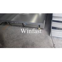 Custom Cutting Galvanised Steel Sheet / Grade A Surface Plate For Industry