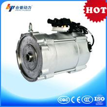 China Three Phase Asynchronous Low Voltage AC Gear Motor 5kW 48V on sale