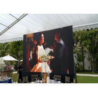 High Definition Indoor Rental LED Display 1200 Nits Brightness For Concert Stage Decor