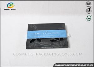 China Beautiful Flower Cosmetic Packaging Boxes Delicate Printing Long Lifetime on sale
