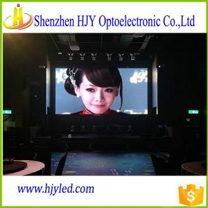 China good price High Definition RGB P4 indoor video led panel display on sale
