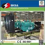 800kVA-2000kVA CUMMINS container generator sets