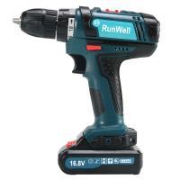 16.8V / 16V Waterproof Cordless Drill , Concrete / Wood Charger Cordless Impact Drill