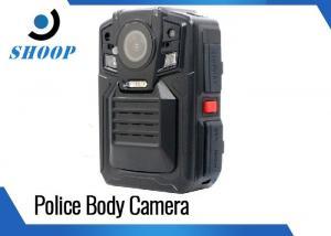 China Wide Angle IP67 Body Camera Recorder IR GPS Police Pocket Video Camera on sale