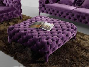 Quality Living room couches , Ginotti Luxury Sectional Sofa Set , Italy Chesterfield for sale