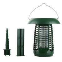 Solar Insect Killer Lamp Mosquito Killer Eradication and Illumination Dual-Purpose Plastic Lamp