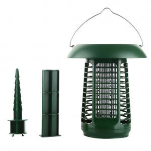 China Solar Insect Killer Lamp Mosquito Killer Eradication and Illumination Dual-Purpose Plastic Lamp on sale