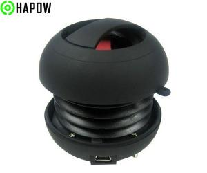 China Rechargeable Portable Speakers For IPod, IPhone, E Book Readers, Portable CD Players on sale