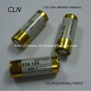 China 12v 23a alkaline battery on sale