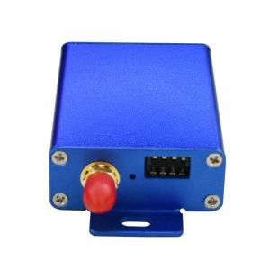 China 2w vhf transceiver module rs485&rs232 wireless receiver transmitter 433mhz rf radio modem on sale