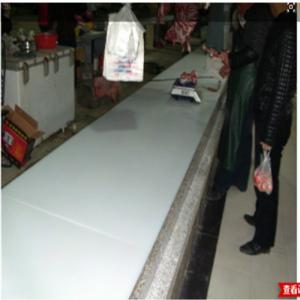 China eco-friendly chopping boards for sale china food grade hdpe plastic sheet on sale