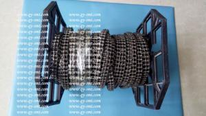 China smt spare part HELLER  CHAIN FOR MACHINE ( 1meter Stainless Steel )( Outside Metal Chain Long 5 mm ) on sale