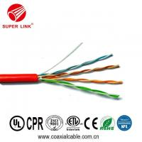 Superlink Lan cable Ethernet Network UTP CAT5e with low price